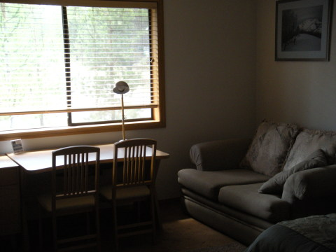 Working place in Master Bedroom, free wireless Internet Access available - Sunriver Vacation Homes