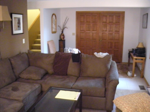 Seating area in Living room - Sunriver Vacation Homes