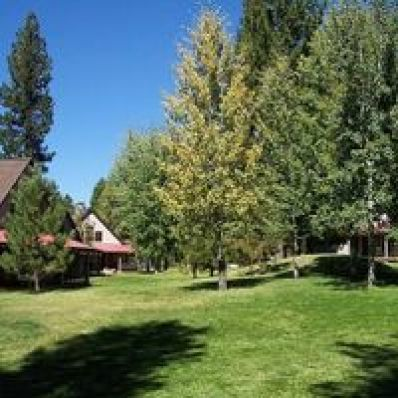 Circle Four Ranch Cabins