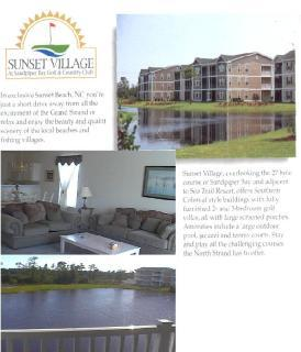 Sunset Beach North Carolina Fabulous, Golf  Course - Vacation Rental in Sunset Beach