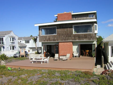 Your Dream Home on the Sand is Here - Vacation Rental in Sunset Beach