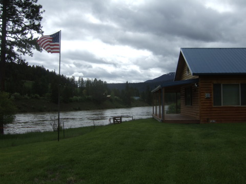 Rugg's River Ranch - Vacation Rental in Superior