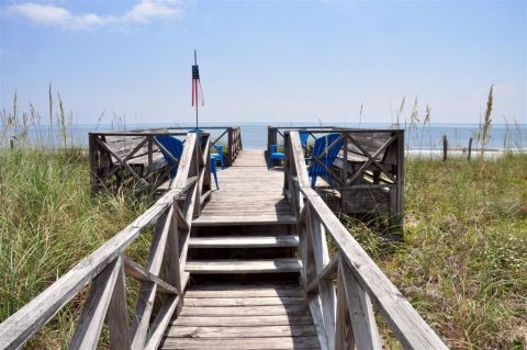 Oceanfront Beach - Vacation Rental in Swans Island