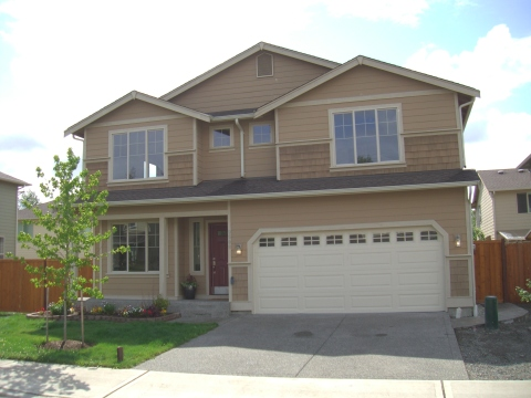 New Luxury Vacation Home in SE Tacoma near Downtow - Vacation Rental in Tacoma