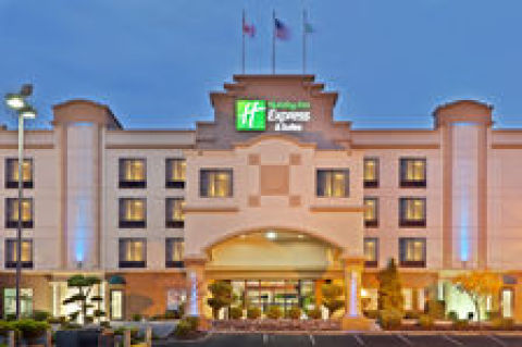 Holiday Inn Express - Tacoma - Hotel in Tacoma