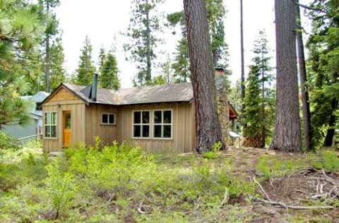 Cabin Fever  - Vacation Rental in Tahoe City