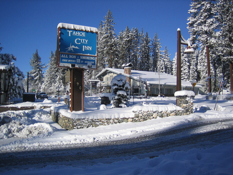 Tahoe City Inn - Hotel in Tahoe City
