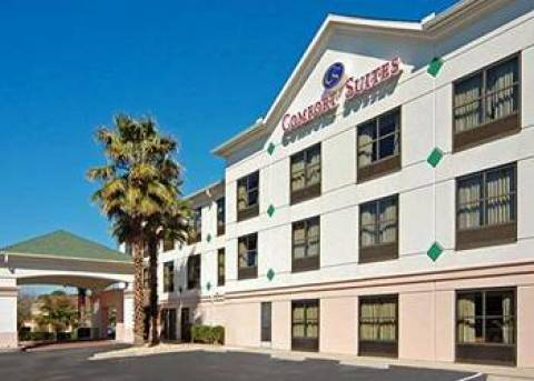 Comfort Suites Tallahassee Universities at the Cap