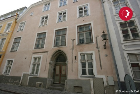 Tallinn Vacation Rental - Pikk 51 (2-bedroom)