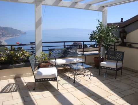 ***Luxury Loft Taormina Center*** Swimming Pool, G - Vacation Rental in Taormina