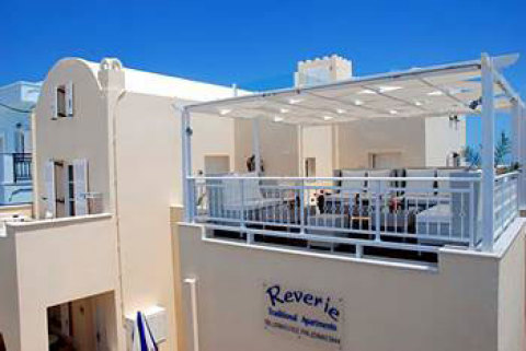 Thira Hotel | Reverie Traditional Apartments