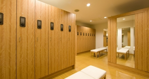 Spa and treatment facilities