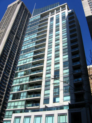 2 Bdrm Luxury Condo Qwest Q1220 - Vacation Rental in Toronto