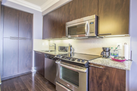 Mary-am Suites - Luxury 1BD suite at the Republic - Vacation Rental in Toronto