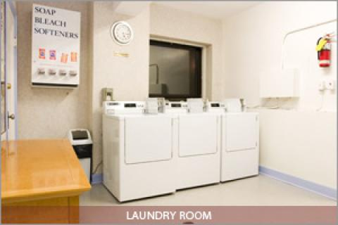 Laundry Room - Toronto Hotels