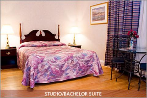 Studio /Bachelor Suite - Toronto Hotels