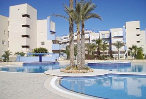 Luxury Golf & Beach Holiday Apartment - Vacation Rental in Torrevieja