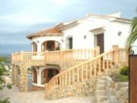 Moraira Villa - Vacation Rental in Torrevieja