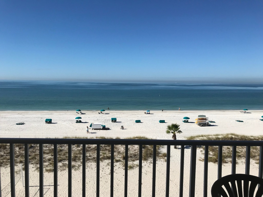 Treasure Island Gulf Condo ! - Vacation Rental in Treasure Island