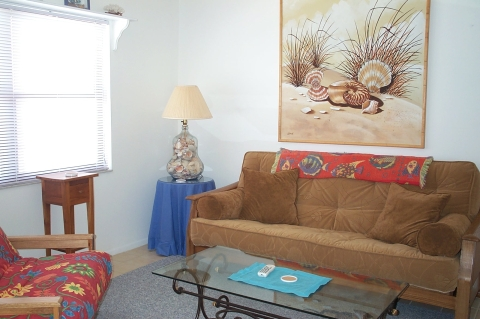 Treasure Island Vacation Rental-1 Bd 1 Ba - Vacation Rental in Treasure Island