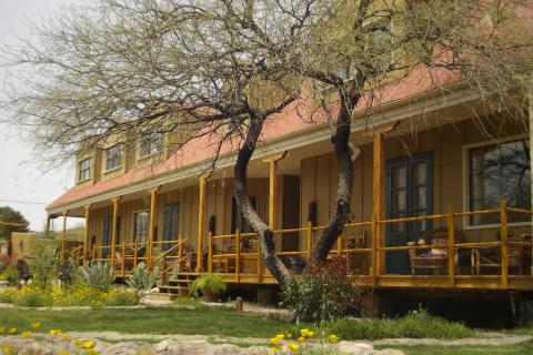 Tubac Country Inn - Bed and Breakfast in Tubac