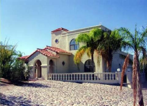 Spanish Colonial Treasure with Spectacular Views. - Vacation Rental in Tucson