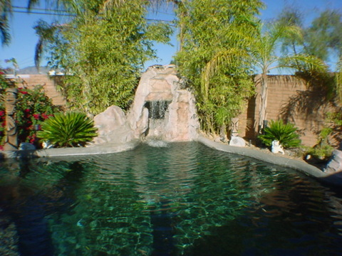3br Central Tucson/UofA Waterfall,Grotto,6ft BBQ�  - Vacation Rental in Tucson