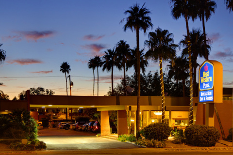 Best Western Royal Sun Inn & Suites - Hotel in Tucson