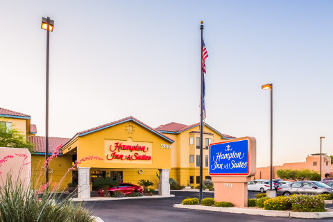 Hampton Inn & Suites Tucson Mall - Hotel in Tucson