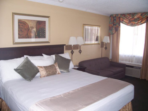 Hotel Tucson City Center InnSuites Conference Suit