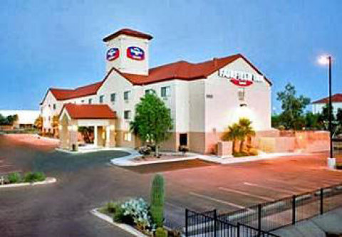 Fairfield Inn by Marriott Tucson at the Airport