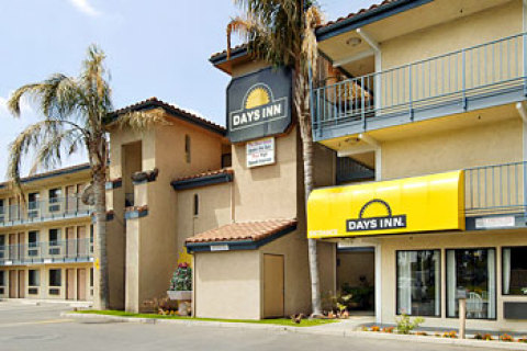 Days Inn Tulare