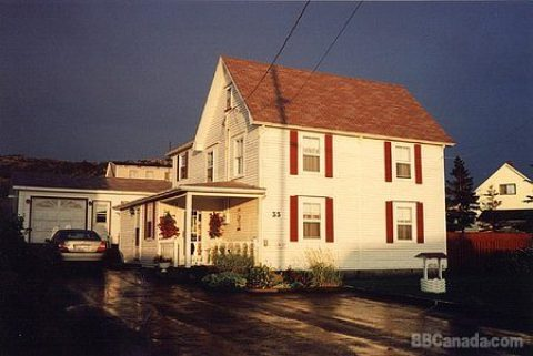 Crewe's heritage Bed and Breakfast - Bed and Breakfast in Twillingate
