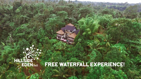 Hillside Eden Estate - Vacation Rental in Ubud