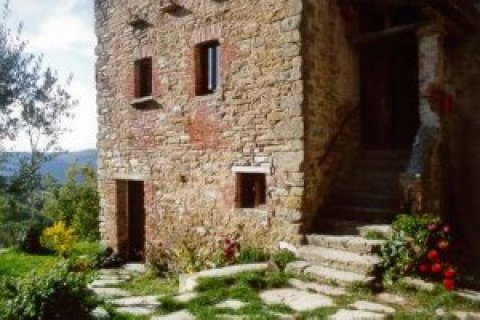 Beautiful farmhouse with pool in Umbria, Italy - Vacation Rental in Umbertide