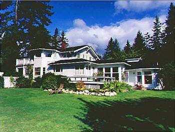 ThistleDown House B&B Inn. N.Vancouver,BC,Canada - Bed and Breakfast in Vancouver