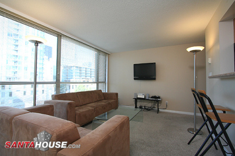 Heart of Downtown Vancouver 2 BEDROOM erental - Vacation Rental in Vancouver
