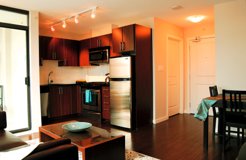 1BD Condo For Short Term Stay at $2200/month - Vacation Rental in Vancouver