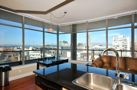 Incredible views from all living areas.
