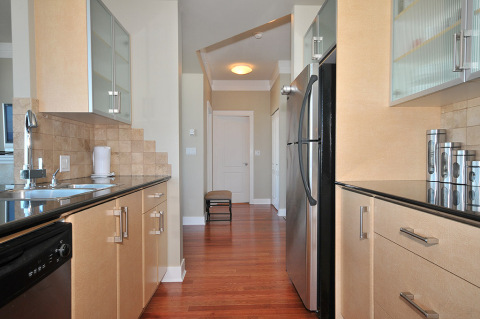 Downtown Victoria 1 Bedroom Condo With Sweeping Vi - Vacation Rental in Victoria