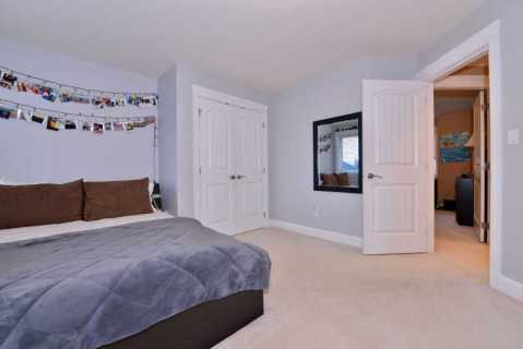 Large second bedroom