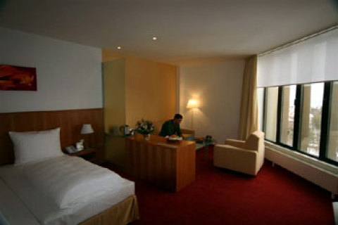 Golden Tulip Hotel All Suites Modul