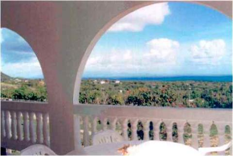 Allen Casa - Located Near the Top of a Ridge - Vacation Rental in Vieques