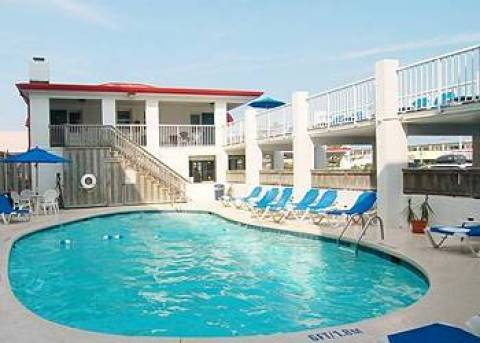 Econo Lodge On The Ocean
