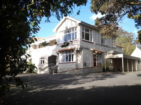 Hikurangi Stayplace - Bed and Breakfast in Wanganui