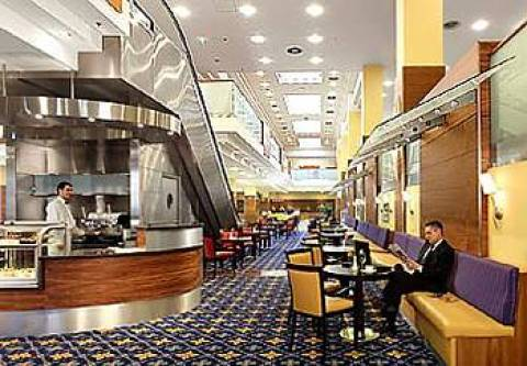Courtyard by Marriott Warsaw International Airport