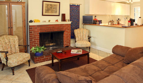 Washington D.C., 1-br Capitol Hill apt. - Vacation Rental in Washington