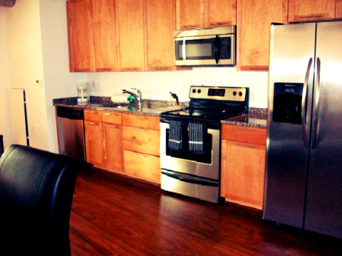Comfortable one bedroom apartment 1537)