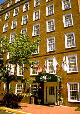 Hotel Monticello of Georgetown