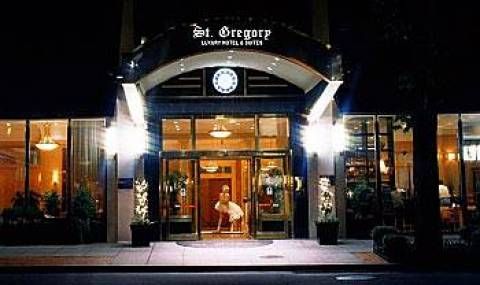 St. Gregory Hotel And Suites